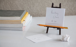 Boss Gifts Home Office Paper Memo Stand Display... - $19.56