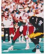Steve Grogan W New England Patriots 8X10 Color Football Memorabilia Photo - $6.99
