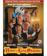 House of the Long Shadows (1983) Region 2 PAL (... - $27.99