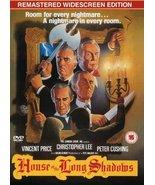 House of the Long Shadows (1983) Region 2 PAL (non-USA) widescreen DVD - $27.99
