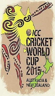 Primary image for Cricket World Cup 2015 Magnet