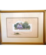 "D Morgan Framed Print ""At My Grandmother House"".  - $19.99"