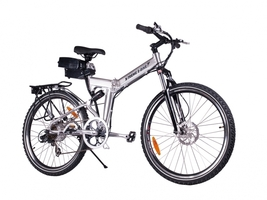 New X-Cursion Folding Electric Bicycle - €770,28 EUR