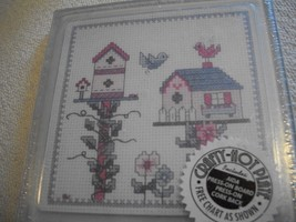 Crafty Hot Plate Kit: Comes with Aida, Press-On Board, Cork Back, Chart ... - $10.00