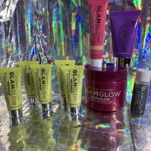 NEW GLAMGLOW Berryglow Probiotic Recovery Mask + Instamud + Gravitymud + Toner !