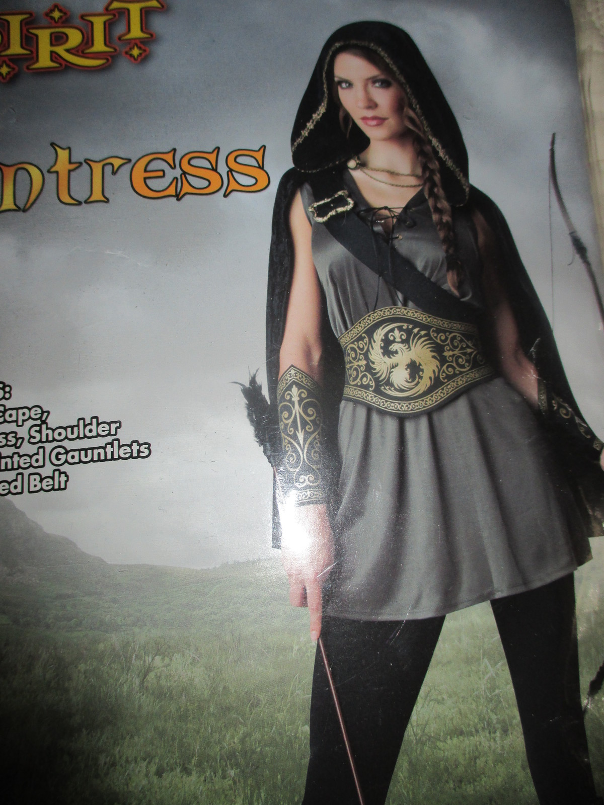 spirit huntress adult halloween costume and 50 similar items