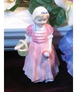 Vintage Royal Doulton China Porcelain Tinkle Bell Figurine, 1930 Made in... - $89.99