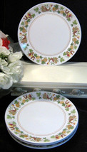 Vintage Noritake China Homecoming Progression Salad Plate Set, 1960s Din... - $24.99