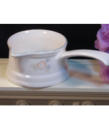 Vintage Pfaltzgraff Tea Rose Gravy or Butter Server, Vintage Dinnerware - $19.99