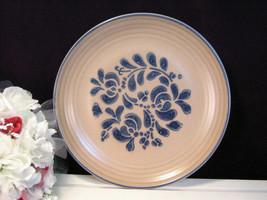 Vintage Pfaltzgraff Folk Art Dinnerware Dinner Plate, Mid Century Dinner... - $17.99
