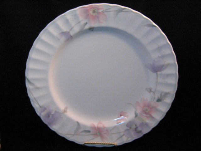 Primary image for Vintage Mikasa China Tremont Round Chop Plate Platter, Porcelain Dinnerware