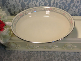 Vintage Lenox China Charleston Flat Soup Bowl, Vintage 1980s Mid Century China - $49.99
