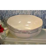 Vintage Lenox China Charleston Large Vegetable or Serving Octagonal Bowl - $59.99