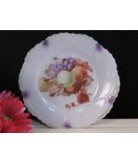 Antique Victorian Leuchtenburg Germany Luster Ware Porcelain China Fruit... - $19.99