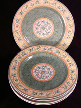 Vintage Pfaltzgraff French Quarter Lunch or Salad Plate Set of Four - $34.99