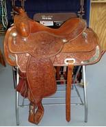 Circle Y Show Saddle 16 inch seat - $1,150.00