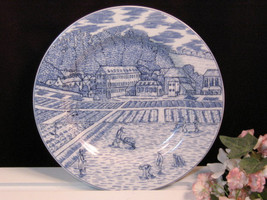 Vintage American Atelier Blue Towle Lunch or Salad Plates, Set of Three - $49.99