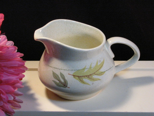 Primary image for Vintage Franciscan China Autumn Creamer, 1960s Mid Century California Dinnerware
