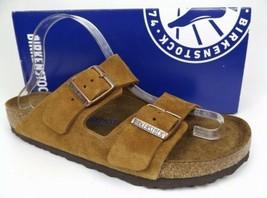 Birkenstock Arizona BS Sandal Mink Women's Size 10.0  (EU 41) Suede  20624 - $109.99