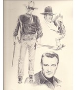 John wayne sketches thumbtall