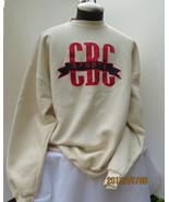 Rare - Retro Men's CBC (Canadian Broadcasting Company) Sports Sweater -M... - $75.00