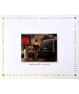 1998 Mercury MOUNTAINEER brochure catalog US 98 V6 V8 - $8.00