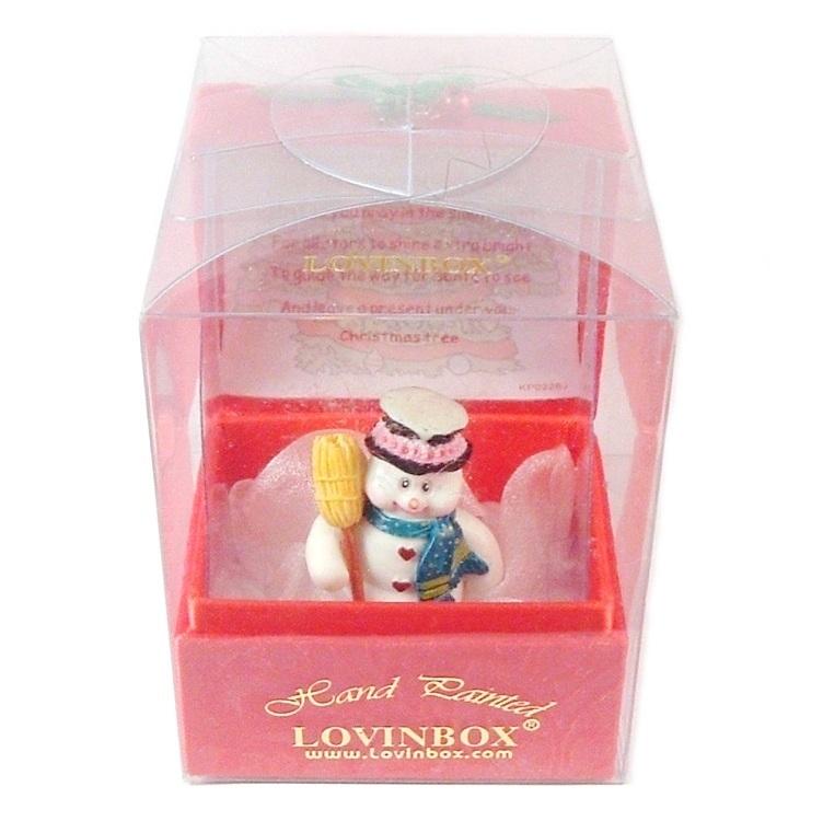 Lovinbox xmas snowman