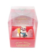 Lovinbox Christmas Box Hand Painted Snowman Figurine - $9.99