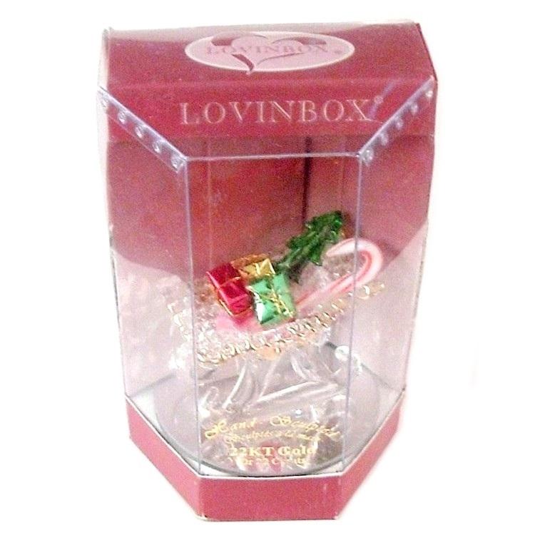 Lovinbox xmas sleigh