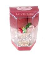 Lovinbox Christmas Treasures Sleigh Hand Sculpt... - $9.99