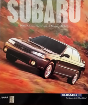 1998/1999 Subaru SPORT UTILITY SEDAN 30th ANNIVERSARY brochure catalog U... - $8.00