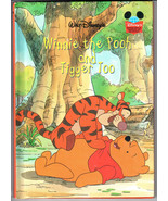 Winnie the Pooh and Tigger Too (Disney's Wonderful World of Reading) - $7.20