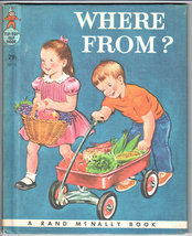 Where From? A Tip Elf Book No. 8713  - $7.20