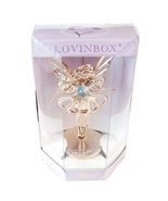 Lovinbox Aquamarine Crystal March Birthday Fair... - $12.99