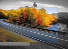 2004 Acura RL sales brochure catalog 04 US 3.5RL Legend - $9.00