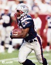 Primary image for Troy Brown New England Patriots Vintage 8X10 Color Football Memorabilia Photo
