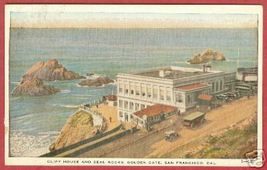SAN FRANCISCO CA Cliff House Seal Rocks Cars PC BJs - $6.00