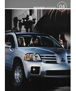 2004 Mitsubishi ENDEAVOR sales brochure catalog 04 US LS XLS Limited - $8.00