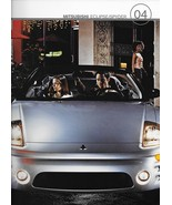 2004 Mitsubishi ECLIPSE sales brochure catalog US 04 GS GT GTS Spyder - $10.00