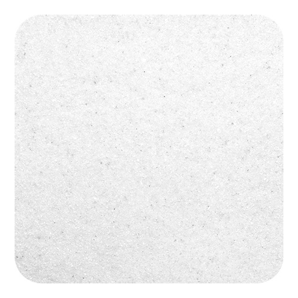 Primary image for Sandtastik Classic Colored Non-Toxic Play Sand 1 lb (454 g) Bag - White