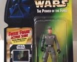 Star Wars Power of the Force POTF2 Captain Piett Blaster Rifle Pistol .00 C8.5
