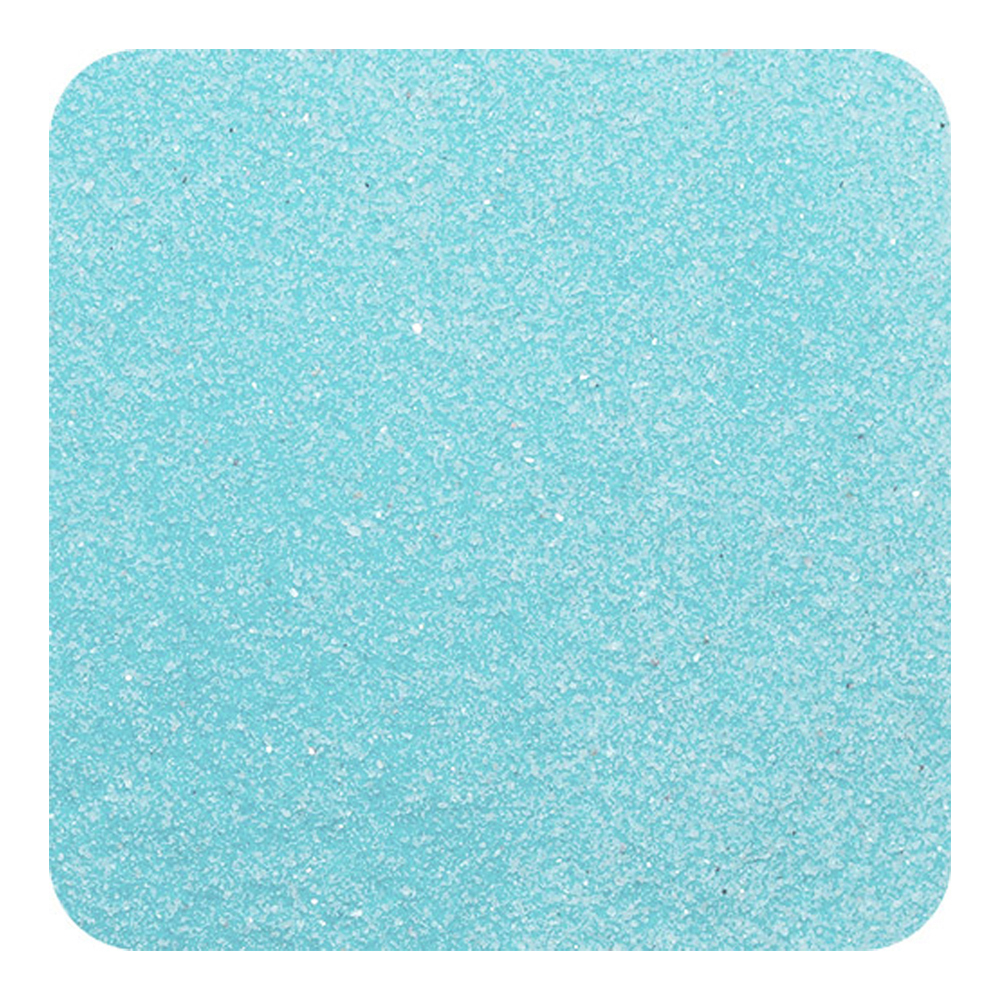 Primary image for Sandtastik Classic Colored Non-Toxic Play Sand 1 lb (454 g) Bag - Light Blue