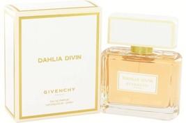 Givenchy Dahlia Divin Perfume 2.5 Oz Eau De Parfum Spray image 2