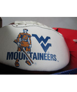 VINTAGE Hutch West Virginia Mountaineers Football NEW in BOX Made in USA - $31.27