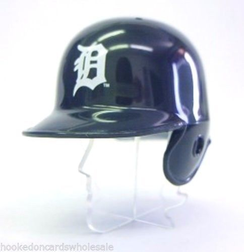 "DETROIT TIGERS POCKET PRO HELMET 2"" SIZE MLB BASEBALL Made By RIDDELL!"