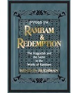 Rambam And Redemption [Hardcover] by Asher Benzion Buchman - $98.95