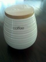 Coffee jar - $3.99