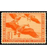 RW11 Mint $1 DUCK Stamp - VF OG NH Cat $140.00 --- Stuart Katz - $69.95