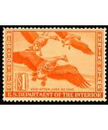 RW11 Mint $1 DUCK Stamp - VF OG NH Cat $140.00 - Stuart Katz - $69.95