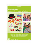 Birthday 10 ct Photo Props Decor Happy Birthday Party - $6.37 CAD